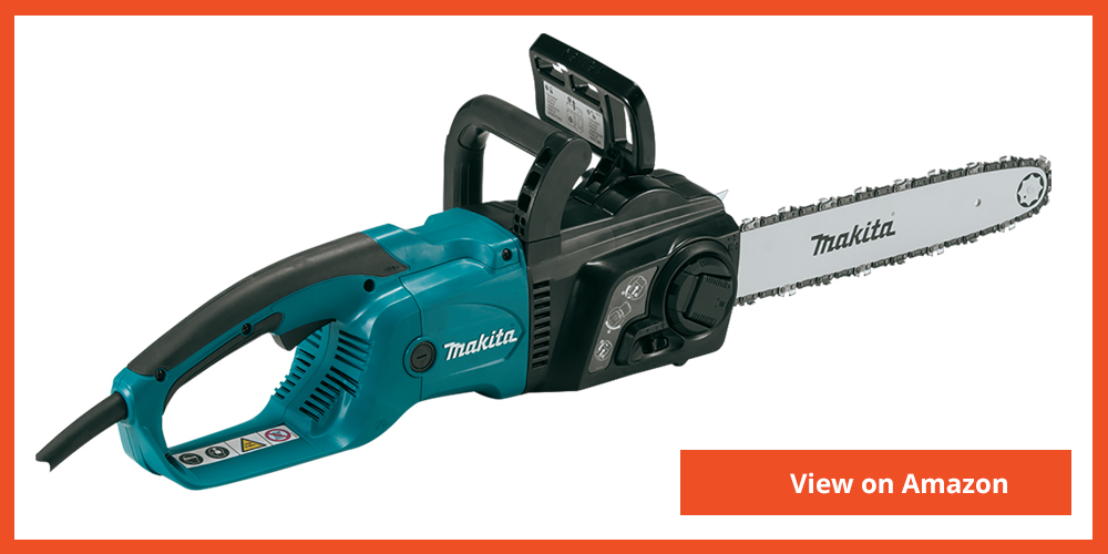 Makita UC3551A Electric Chainsaw 14″