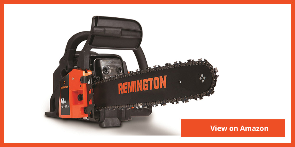 remington 20 inch chainsaw reviews
