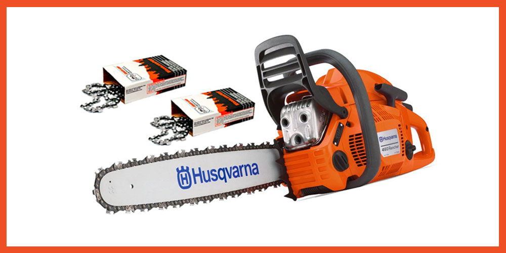 husqvarna 350 chainsaw