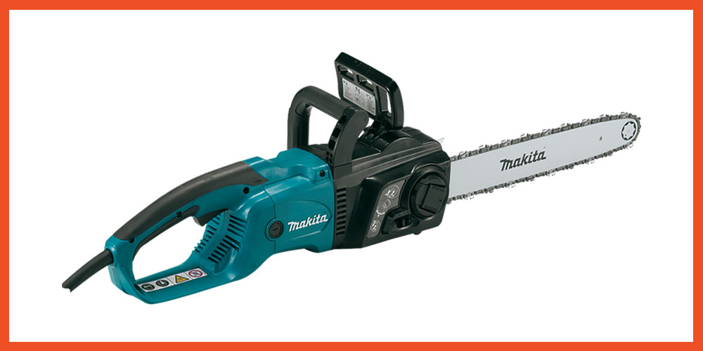 makita electric chainsaw