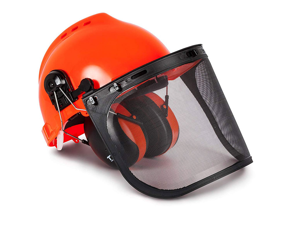Best Chainsaw Helmet Review 2020
