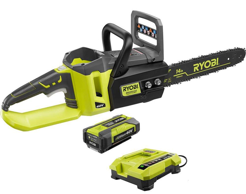 Ryobi 40v chainsaw review 2020 – powerful and fast cutting experience