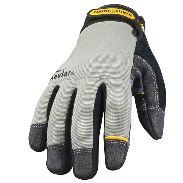 Youngstown Glove 05-3080-70-L General Utility Lined with KEVLAR Glove