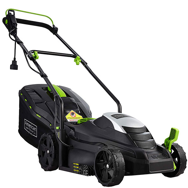 7 Best Corded Electric Lawn Mower 2019
