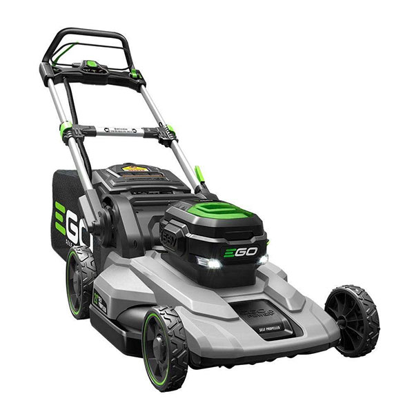 "EGO 21"" 56-Volt Lithium-Ion Cordless Self Propelled Lawn Mower"