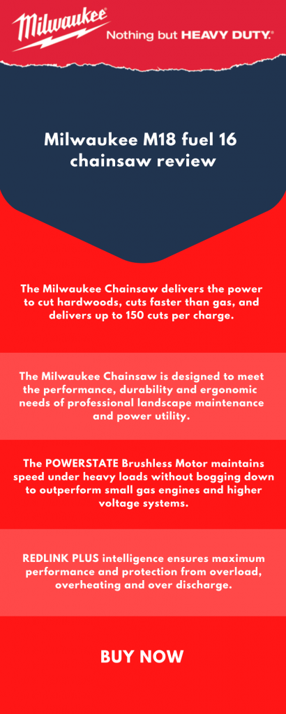 Milwaukee Chainsaw Review in 2020